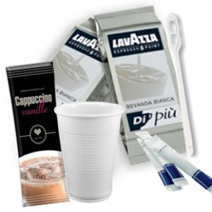 Kit Cappuccino Vanille et lait