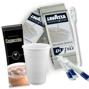 Kit Cappuccino et lait