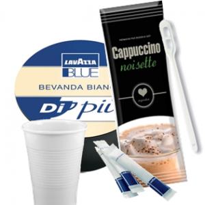 Kit Cappuccino noisette et lait