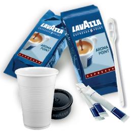Kit aroma point espresso